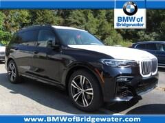 New 2020 BMW X7 xDrive40i SAV in Bridgewater