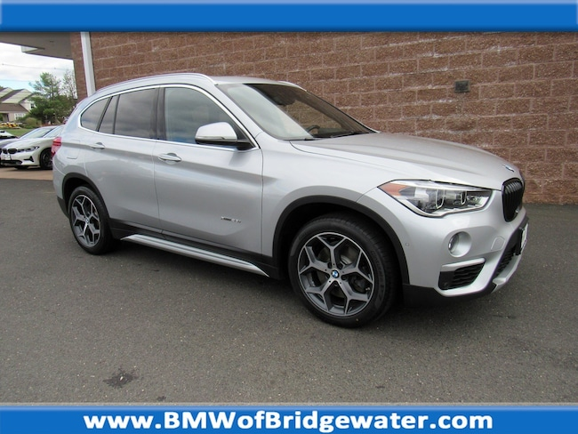Certified Pre-Owned 2017 BMW X1 xDrive28i SAV in Bridgewater NJ