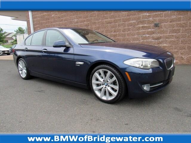 BMW 535I Xdrive >> Pre Owned 2011 Bmw 535i Xdrive For Sale At Bmw Of Bridgewater Vin Wbafu7c56bc871871