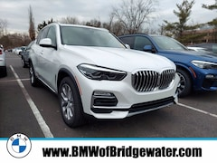 New 2021 BMW X5 xDrive40i SAV in Bridgewater