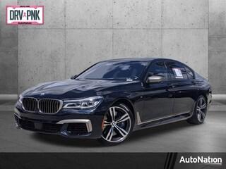 2018 BMW M760i xDrive Sedan