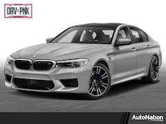 2019 BMW M5 Competition Sedan