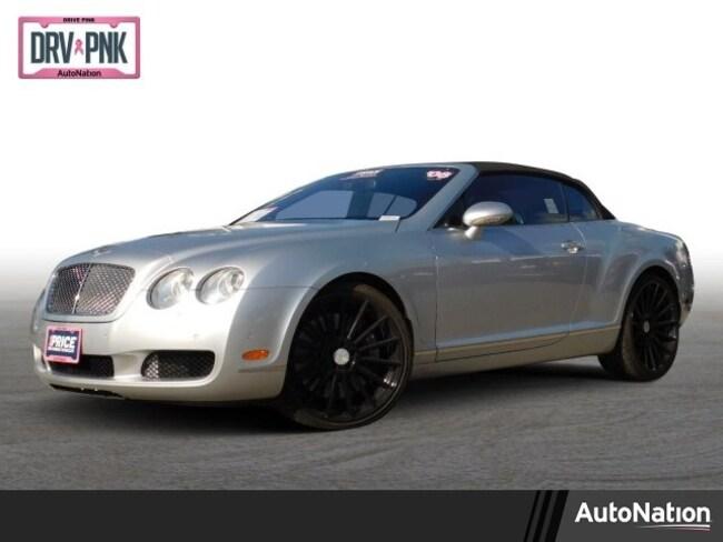 2008 Bentley Continental GTC Base Convertible