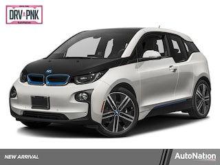 2017 BMW i3 with Range Extender 94 Ah Hatchback in [Company City]