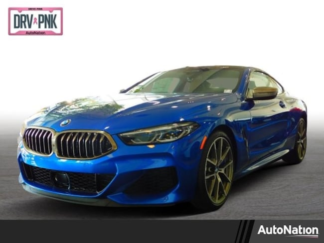 New 2019 Bmw M850i Xdrive For Sale Buena Park Ca