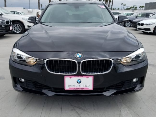 Certified Pre Owned 2015 Bmw 328i Xdrive For Sale Buena Park Ca
