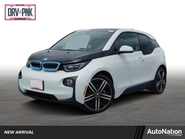 2014 BMW i3 Sedan