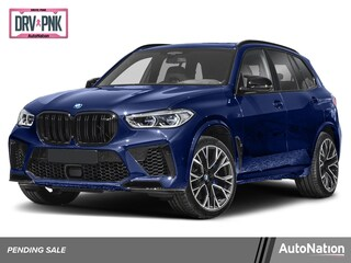 2021 BMW X5 M SAV for sale in Buena Park