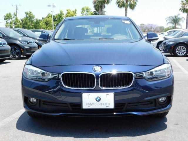 Used 2016 BMW 320i i For Sale Buena Park, CA
