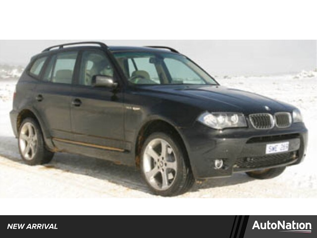 2005 BMW X3 2.5i SUV in [Company City]