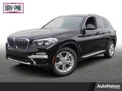 2019 BMW X3 sDrive30i SAV