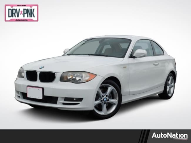 2011 BMW 128i Coupe