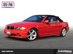 Used 2005 BMW 325Ci Convertible in Houston