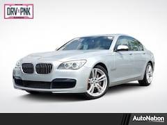 2013 BMW 740i Sedan in [Company City]