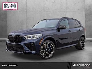 Used 2021 BMW X5 M SAV