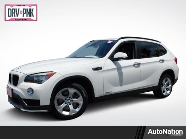 2015 BMW X1 sDrive28i SUV