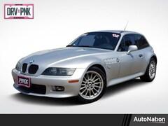 2002 BMW Z3 3.0i Coupe in [Company City]