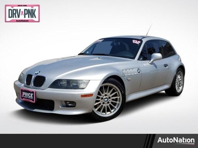 2002 BMW Z3 3.0i Coupe