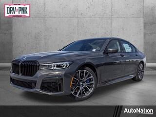2022 BMW 750i xDrive Sedan for sale in Buena Park