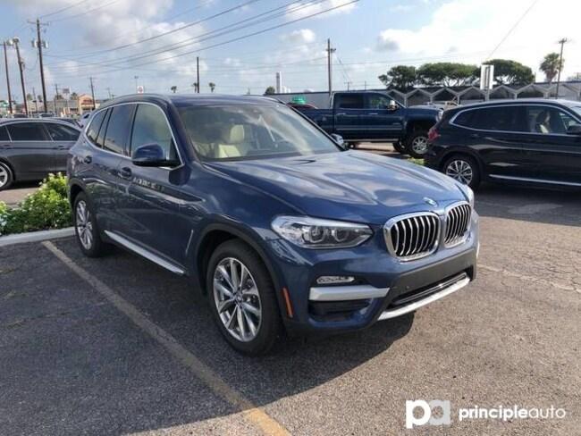 2019 BMW X3 sDrive30i SAV 5UXTR7C56KLE96749 KLE96749L