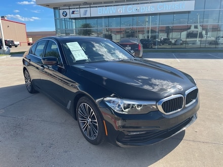 2018 BMW 5 Series 540i w GESTURE CONTROL Sedan WBAJE5C55JWA97981 JWA97981A