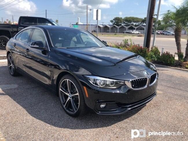 2019 BMW 430i Gran Coupe WBA4J1C55KBM16075 KBM16075L