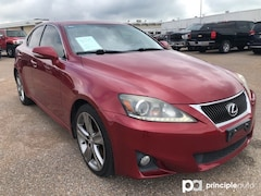 2011 LEXUS IS 250 Base Sedan JTHBF5C24B5151624 B5151624T