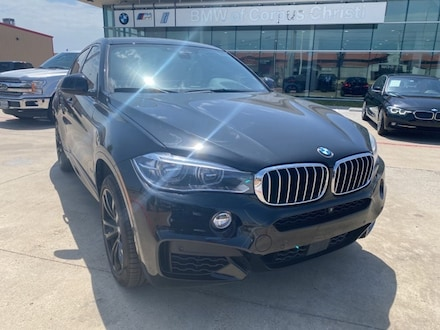 2018 BMW X6 xDrive50i M SPORT PACKAGE SUV 5UXKU6C52J0W39049 J0W39049P