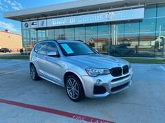 2017 BMW X3 xDrive28i M SPORT SUV 5UXWX9C36H0T25178 H0T25178P