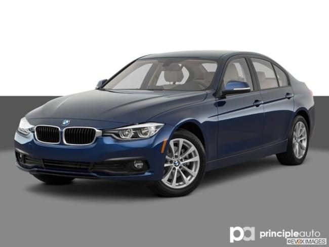 2018 BMW 320i Sedan WBA8A9C51JK623433 JK623433L