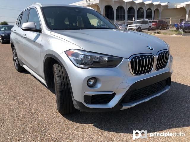 2019 BMW X1 sDrive28i SUV WBXHU7C55K5L12315 K5L12315L
