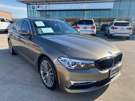 2018 BMW 5 Series 530i w HARMAN KARDON SURROUND SOUND Sedan WBAJA5C5XJG899722 JG899722A