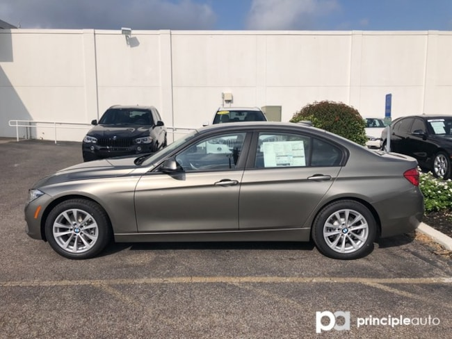 Pre Owned 2018 Bmw 320i For Sale At Bmw Of Corpus Christi Vin