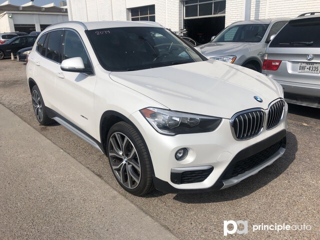 2016 BMW X1 xDrive28i SUV WBXHT3C39GP888074 GP888074R