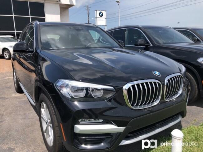 2019 BMW X3 sDrive30i SAV 5UXTR7C50KLF36923 KLF36923L