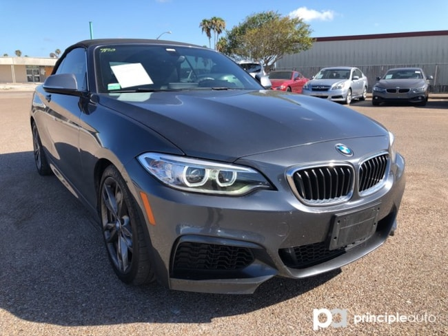 2016 BMW M235i M235i Convertible WBA1M1C5XGV393909 GV393909T