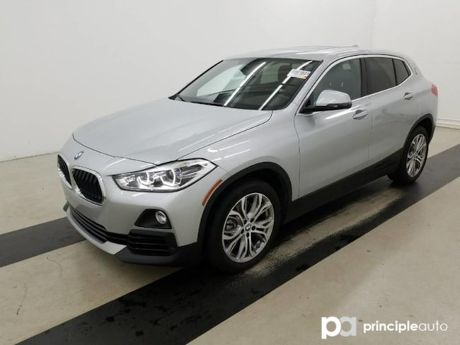 2019 BMW X2 sDrive28i Sports Activity Coupe WBXYJ3C54KEP77489 KEP77489E