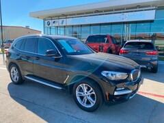 2019 BMW X3 Sdrive30i w PARK DISTANCE CONTROL SUV 5UXTR7C59KLE96096 KLE96096A
