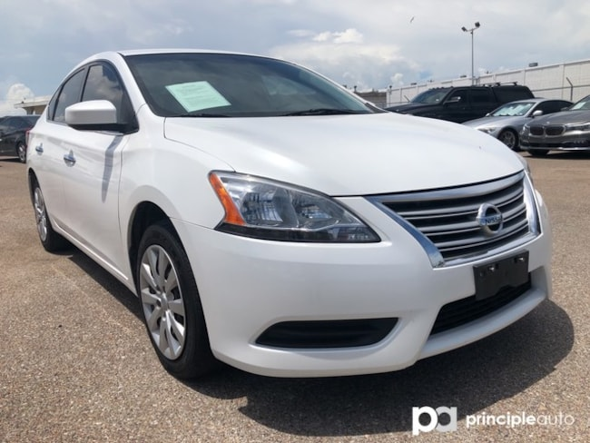 2014 Nissan Sentra Fe S >> Pre Owned 2014 Nissan Sentra For Sale At Bmw Of Corpus