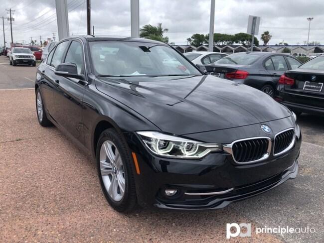 2018 BMW 330i 330i Sedan WBA8B9C55JEE80761 JEE80761L