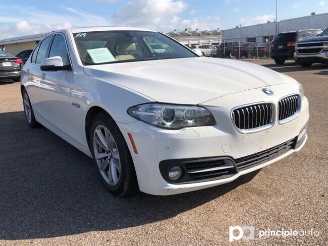 2016 BMW 528i 528i Sedan WBA5A5C55GD526485 GD526485R