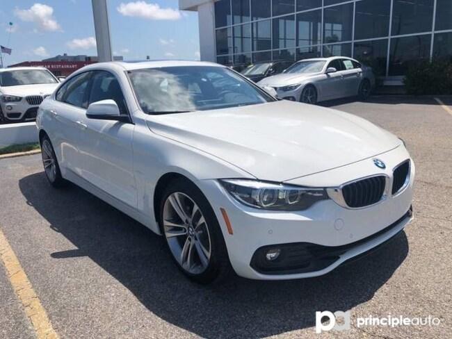 2019 BMW 430i Gran Coupe WBA4J1C54KBM16830 KBM16830L