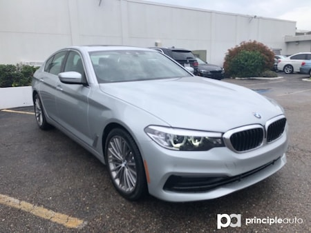 New 2019 BMW 530i For Sale at BMW of Corpus Christi   VIN