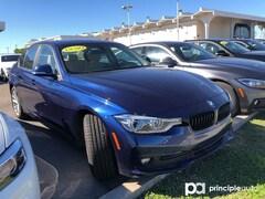 Used 2018 BMW 320i Sedan WBA8A9C55JAD28182 JAD28182D in Houston