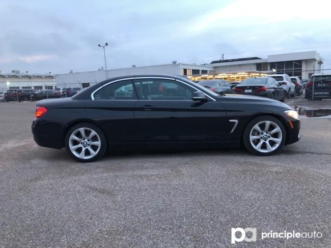 2015 BMW 435i Convertible