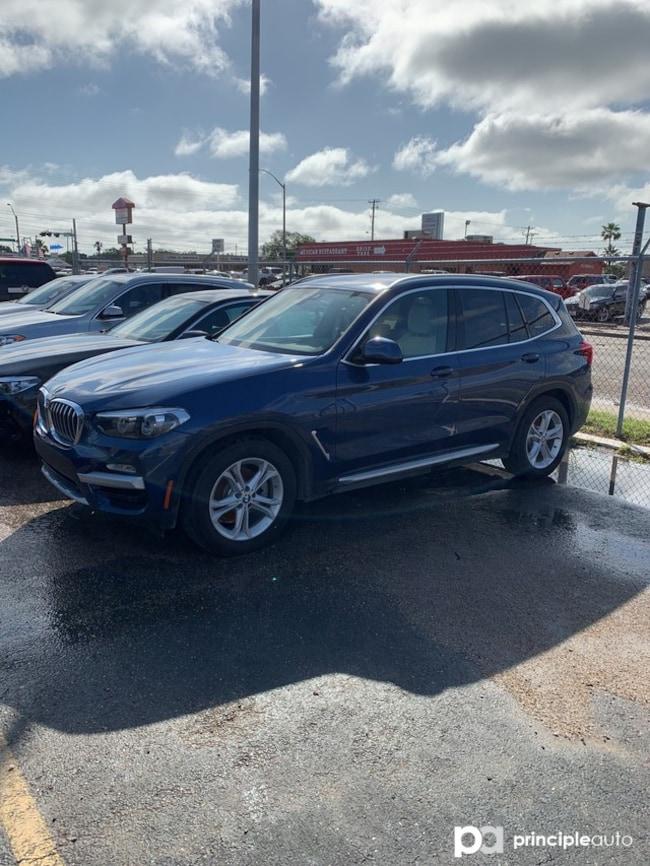 2019 BMW X3 sDrive30i SAV 5UXTR7C55KLE98749 KLE98749L