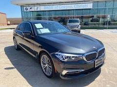 2018 BMW 5 Series 530i Sedan WBAJA5C5XJWA38677 JWA38677P
