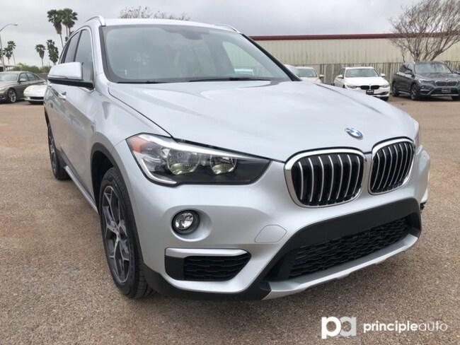2018 BMW X1 sDrive28i SAV WBXHU7C30J5L08718 J5L08718E