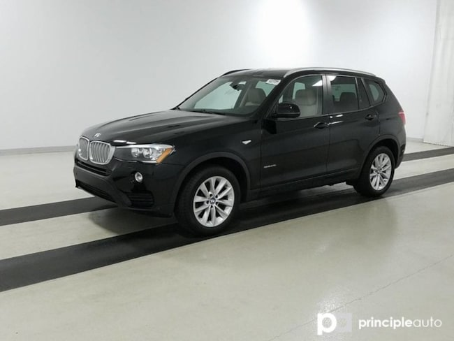 Pre Owned 2016 Bmw X3 For Sale At Bmw Of Corpus Christi Vin