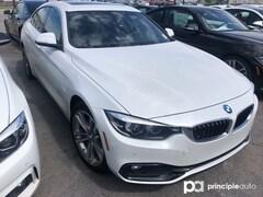 Used 2018 BMW 430i Gran Coupe 430i Gran Coupe WBA4J1C55JBG79314 JBG79314D in Houston